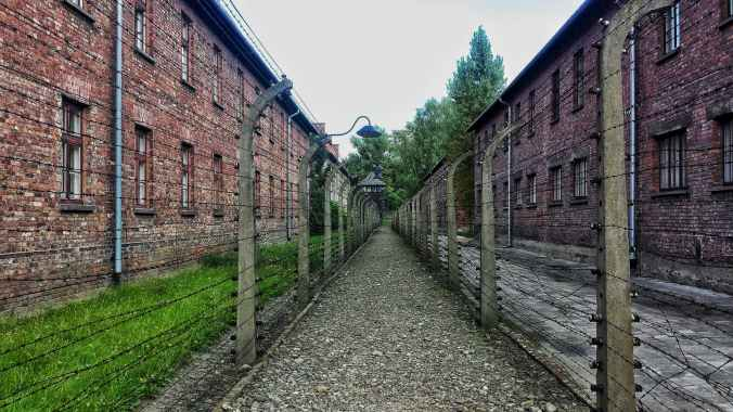 abandoned architecture auschwitz auschwitz concentration camp